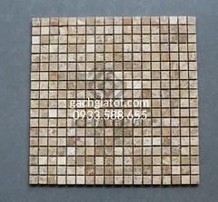 Gạch mosaic Emperador