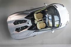 Lamborghini Aventador Roadster (lu_ro) Tags: lamborghini italian bull italy sony a7 35mm zeiss aventador huracàn miura horsepower