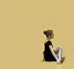 Solo (coollessons2004) Tags: ballerina ballet dance dancing danseuse dancer girl portrait