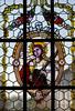 St. Bonifatius, Rannungen (palladio1580) Tags: bayern franken unterfranken landkreisbadkissingen rannungen kirche glasmalerei glasfenster