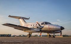 Xingu (Nimbus20) Tags: embraer brazil england london plane airplane aeroplane aircraft xingu northolt