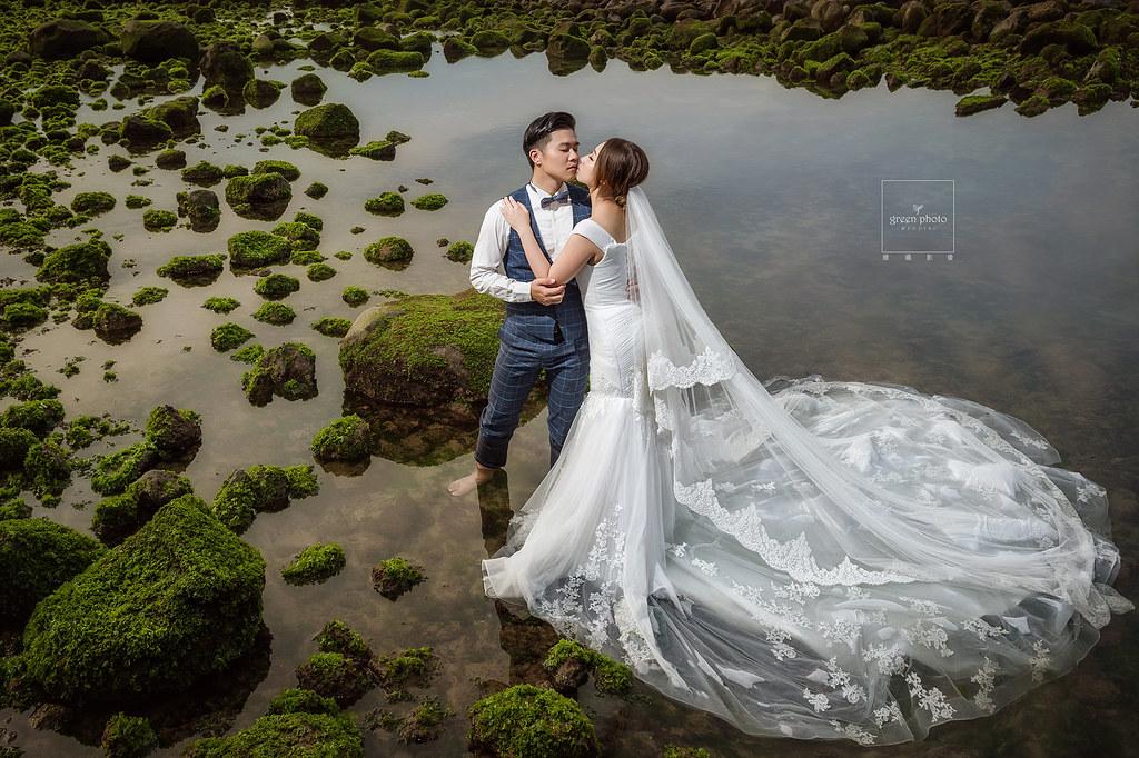 [自主婚紗] 人毅&豆豆 婚紗照@居家風格婚紗