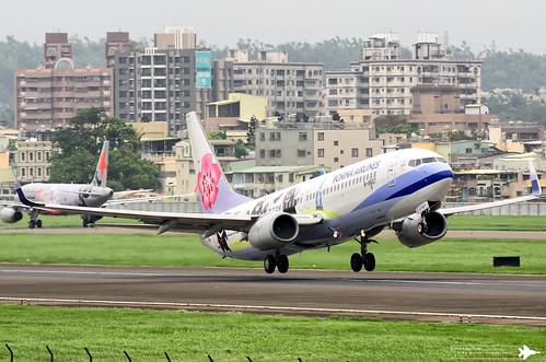 Boeing 737-8FH(WL) | B-18657 | B-18657