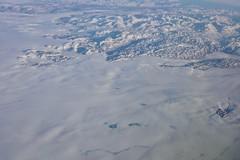 Flying over Greenland (DieselDucy) Tags: airplane frozenocean greenland ice snow winter winterscene winterwonderland