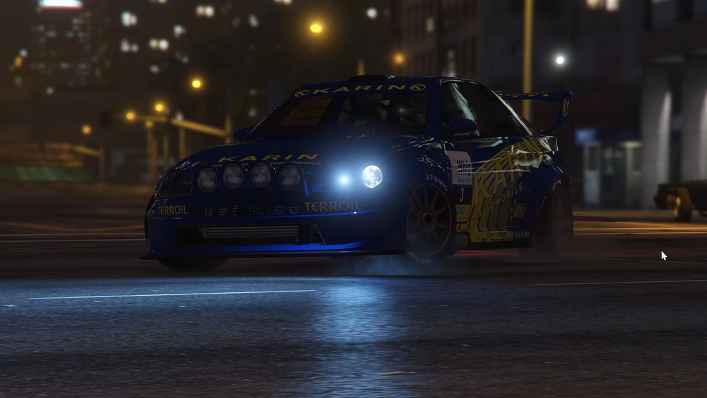 Fnf Cars On Gta Online In Game Cars