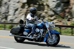 Harley-Davidson 1706111228w (gparet) Tags: bearmountain bridge road goattrail goatpath scenic overlook outdoor outdoors motorcycle motorcycles motorcyclist windingroad curves twisties