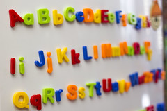 La Heladera NO-USE (AGFoto NO-USE) Tags: alvimann fridge heladera imanes magnet magnets type types letra letras