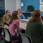David Wrisley visit to AUP's Teaching and Learning Center (Spring 2017) thumbnail