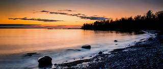 Lake Michigan Pano