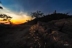 Sunset in Plovdiv (ilian_bozhanov) Tags: sunset sky sun sunlight plovdiv bulgaria beautiful landscape light