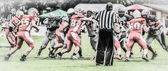 der Kampf (EUgenG_) Tags: american football wolfpack mg
