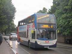 Stagecoach East 19615 AE10BYF Parker St, Cambridge on 6 (1280x960) (dearingbuspix) Tags: stagecoach stagecoacheast citi stagecoachcambridgeshire cambridgeciti 19615 ae10byf
