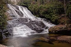 CatheysCreek+1_9194_fusw (nickp_63) Tags: waterfall catheys creek falls pisgah national forest north carolina nc long exposure nature scenic outdoor brevard water river stream platinumheartaward