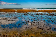 The Nature of Colour (Mike_Mulcahy) Tags: newzealand hawkesbay nz fujifilm fuji fujinon xt1 1855mm beach ocean sea sand nude nakedselfie aramoana nikscolorefexpro4 agfascala200 film vsco on1photoraw on1pics