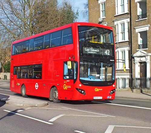 Go-Ahead London Central - MHV79 - BV66VGO