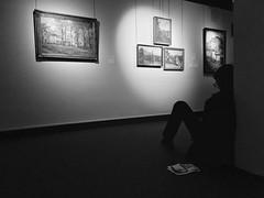 Nuit des Musées (Laurent ALLENOU) Tags: musée france poitou nb poitiers