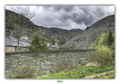 BLAENAU FFESTINIOG (2) (régisa) Tags: blaenauffestiniog gwynedd snowdonia wales galles cymru slate ardoise terril tip slatetip