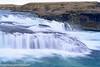 Ægissíðufoss Waterfall, Hella, Islandia.