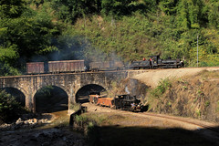 I_B_IMG_0637 (florian_grupp) Tags: asia myanmar burma train railway railroad shan namtu namtumines namtuminesrailway southeast 610mm twofeet narrowgauge old industry industrial mountains steam locomotive ore mine spiral circle viaduct