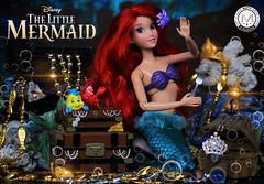 You want thingamabobs I got twenty! (PrinceMatiyo) Tags: ariel treasures toy doll toyphotography disneystore partofyourworld fish guppy flounder sebastian littlemermaid thelittlemermaid disney