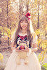SDF_0823 (SendoFu) Tags: bonnet ボンネット エプロン風スカート blouse bl ブラウス headbow kc カチューシャ bnt 蕾絲 維多利亞 jsk op onepiecedress ワンピース jumperskirt ジャンパースカート nop lolita lolitafashion 蘿莉塔 蘿莉塔時裝 ロリータ・ファッション sweetlolita classicallolita