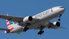 MAD - American Airlines Boeing 777-200 N767AJ (Eyal Zarrad) Tags: lemd madrid aircraft airport aviation airline aeroplane avion eyalzarrad airplane spotting avgeek spotter airliner dslr flughafen aeropuerto planespotting planetransportation transport photography aviationphotography 2017 spain mad canon 7d mk2 barajasairport