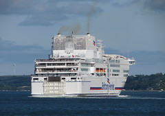 17 05 27 BF Pont Aven  (11) (pghcork) Tags: brittanyferries pontaven corkharbour cobh cork ferry ferries