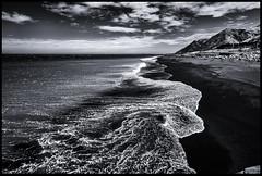 The Palliser Series #9 Mangatoetoe #3 (niggê) Tags: newzealand wairarapacoast northisland southernocean cookstrait tasmansea southpacificocean sonyilce7rm2 sony sonya7rii sonylens sony247028gm fe2470mmf28gm fe2470gm fishing surf beach lagoon wild shingle flotsam jetsam binkiebickerton cloudsstormssunsetssunrises mangatoetoe howlingwind squall