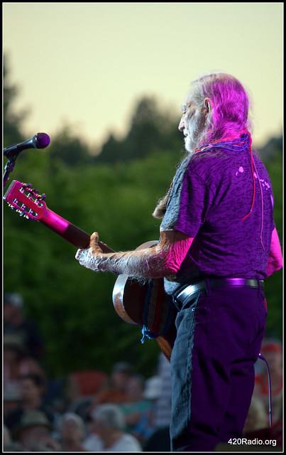 Willie Nelson & Family - Bend, Oregon - June 2015