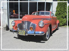 Buick Super Convertible, 1941 (v8dub) Tags: buick super convertible 1941 cabrio cabriolet schweiz suisse switzerland bleienbach american gm pkw voiture car wagen worldcars auto automobile automotive old oldtimer oldcar klassik classic collector
