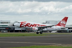 EI-FVG Ernest A319 Cardiff Airport (Ekkers Williams) Tags: cardiff a319 ernest airbus