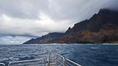 catamaran boat ride (ranchodon) Tags: napali kauai boatride ocean