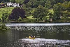 Rowing Boat on Lake 1 (mliebenberg) Tags: rowingboat grasmerelake lake lakedistrict markliebenbergphotography