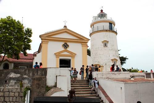 Guia Lighthouse, Macau