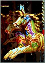 Victorian Carousel (* RICHARD M (Over 6 million views)) Tags: victoriamcarousel victoriana carousels bobbyhorses fairgroundrides funfair funfairrides funofthefair fun happy happiness albertdock liverpool merseyside europeancapitalofculture capitalofculture evocative simone horses