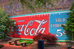 Vintage Drink Coca-Cola sign - Sold Everywhere 5¢ (J.L. Ramsaur Photography) Tags: jlrphotography nikond7200 nikon d7200 photography photo versaillesky 5¢ woodfordcounty kentucky 2017 engineerswithcameras soldeverywhere5¢ photographyforgod thesouth southernphotography screamofthephotographer ibeauty jlramsaurphotography photograph pic versailles tennesseephotographer versailleskentucky cocacola coke cocacolabottlingworks cocacolascript cokesign cocacolasign cokeghostsign cocacolaghostsign sign signage it'sasign signssigns iloveoldsigns oldsignage vintagesign retrosign oldsign vintagesignage retrosignage faded fadedsignage fadedsign iseeasign signcity ghostsign fadedghostsign americanrelics beautifuldecay fadingamerica it'saretroworldafterall oldandbeautiful vanishingamerica hdr worldhdr hdraddicted bracketed photomatix hdrphotomatix hdrvillage hdrworlds hdrimaging hdrrighthererightnow smalltownamerica americana