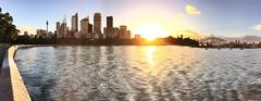 Sydney Sunsetting (dltaylorjr) Tags: iphone6 iphone operahouse bay sunset centralbusinessdistrict cbd skyline sydney