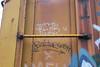 Batle (NJphotograffer) Tags: graffiti graff trackside railroad rail art freight train bench benching moniker hobo marker streaks box car boxcar batle batler 663k