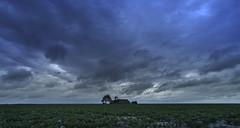 Laatste licht op 't Hoogeland... (Jan Wedema) Tags: landschapsfotograaf jeeeweee janwedema polder noordpolderzijl usquert
