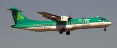 ATR-72-600 EI-FCY (707-348C) Tags: dublinairport eidw dub aerlingusregional stobart stobartair aerlingus ein atr72 atr collinstown propliner turboprop prop at76 eifcy lingus airliner atr72600 passenger