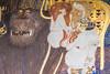 Klimt's Beethoven Frieze (Detail)