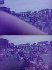 (inés mihalik) Tags: 35mm film filmico analogico analog analogue doble error dedo concierto amistad vencido uruguay