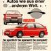 1989 Isuzu Gemini GTi 16V (German Ad)