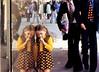 Paris 1973 (jmhau94) Tags: rêverie vitrine rue paris rivoli fillette passants reflet seventies 1970s