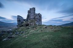 Ghosts od Ardvreck (Tomasz Urbaszek) Tags: scotland highlands photostrider phototrip nikon d90 primes travel journey landsape longexpousure benro tokina116 wideangle