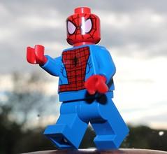 Spidey (Darren...) Tags: lego spiderman