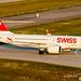 Swiss | Bombardier CSeries CS100 (BD-500-1A10) | HB-JBF