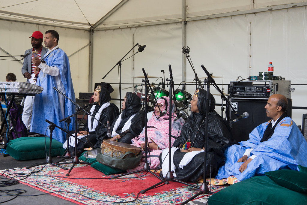 Mnat Aichata A Southern Morocco Band [Africa Day 2017 Dublin]-128847