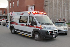 2017 Malley Ram Promaster ambulance (JarvisEye) Tags: 2017 malley ram promaster dodge ambulance accident sussex newbrunswick canada modern efficient