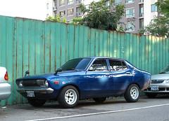 Datsun 120Y (rvandermaar) Tags: datsun 120y datsun120y sunny b210 nissan yue loong yulon yln yueloong taiwan sunnyb210 nissansunny datsunsunny rvdm